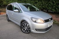 Used VW Touran TDI SE (105bhp)