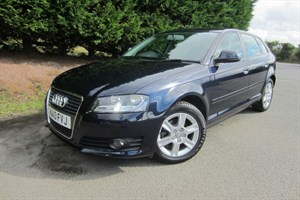 used Audi A3 TDI SE (105bhp) in herefordshire-for-sale