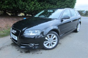 used Audi A3 Sportback TDI Sport (140bhp) in herefordshire-for-sale