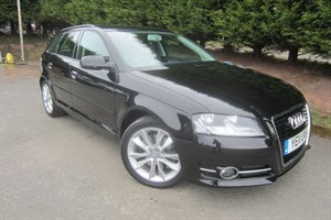 used Audi A3 Sportback TDI Sport (170bhp) in herefordshire-for-sale