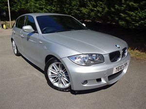 used BMW 118d M-Sport (140bhp) in herefordshire-for-sale