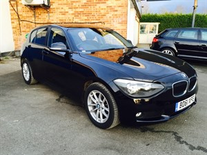 used BMW 120d SE (180bhp) in herefordshire-for-sale