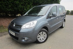 used Citroen Berlingo Multispace HDI VTR (90bhp) (7 Seater) in herefordshire-for-sale