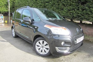 used Citroen C3 Picasso HDI Exclusive (90bhp) in herefordshire-for-sale