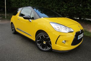 used Citroen DS3 HDI-E D-Style Plus (110bhp) in herefordshire-for-sale