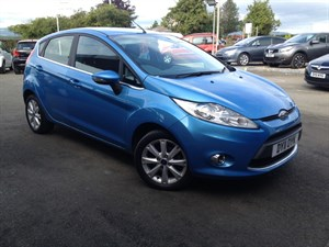used Ford Fiesta ZETEC TDCI in herefordshire-for-sale