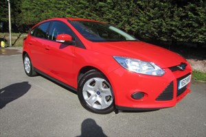 used Ford Focus TDCI Edge in herefordshire-for-sale