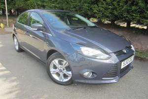 used Ford Focus TDCI Zetec (115bhp) in herefordshire-for-sale
