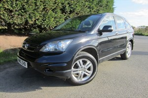 used Honda CR-V I-DTEC SE (148bhp) in herefordshire-for-sale