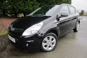 used Hyundai i20 CRDI Comfort (75bhp) in herefordshire-for-sale