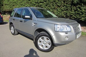 used Land Rover Freelander TD4 E GS (158bhp) in herefordshire-for-sale