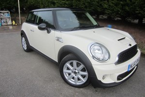 used MINI Cooper S D (140bhp) in herefordshire-for-sale