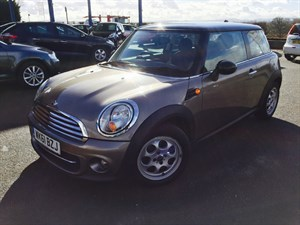 used MINI Hatch COOPER D in herefordshire-for-sale