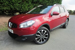 used Nissan Qashqai+2 DCI N-Tec (110bhp) (7 Seat) in herefordshire-for-sale