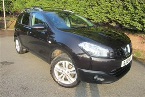 used Nissan Qashqai+2 DCI Acenta (105bhp) in herefordshire-for-sale