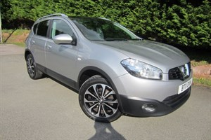 used Nissan Qashqai DCI N-Tec (110bhp) in herefordshire-for-sale