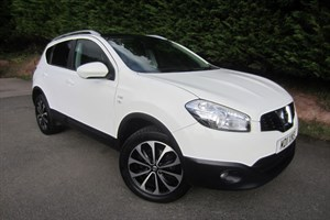 used Nissan Qashqai N-Tec (115bhp) in herefordshire-for-sale