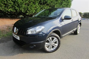used Nissan Qashqai ACENTA in herefordshire-for-sale