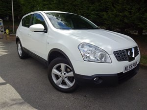 used Nissan Qashqai Acenta (115bhp) in herefordshire-for-sale