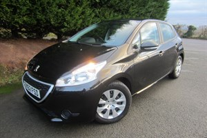 used Peugeot 208 HDI Access Plus (70bhp) in herefordshire-for-sale