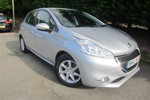 used Peugeot 208 Active (95bhp) in herefordshire-for-sale