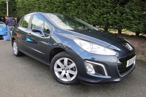 used Peugeot 308 HDI Active (90bhp) (Facelift Model) in herefordshire-for-sale