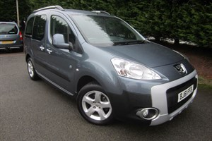 used Peugeot Partner Tepee HDI Outdoor (112bhp) in herefordshire-for-sale