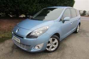 used Renault Grand Scenic DCI Dynamique TomTom (7 Seat) in herefordshire-for-sale