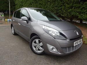 used Renault Grand Scenic DCI Dynamique TomTom (110bhp) in herefordshire-for-sale