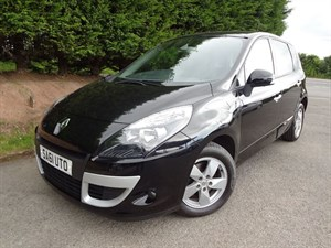 used Renault Scenic DCI Dynamique TomTom (110bhp) in herefordshire-for-sale