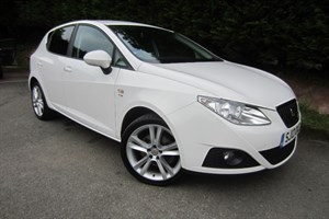 used SEAT Ibiza TDI Sportrider (105bhp) in herefordshire-for-sale