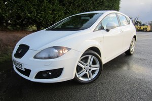 used SEAT Leon CR TDI SE COPA in herefordshire-for-sale
