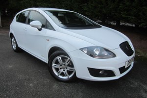 used SEAT Leon TDI ECOmotive Copa S (105bhp) in herefordshire-for-sale