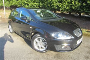 used SEAT Leon TDI Copa S Ecomotive (105bhp) in herefordshire-for-sale