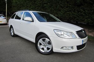 used Skoda Octavia TDI Elegance (105bhp) in herefordshire-for-sale