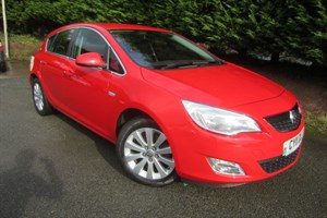 used Vauxhall Astra CDTI Elite (125bhp) in herefordshire-for-sale