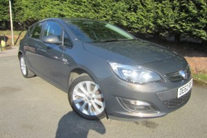 used Vauxhall Astra Active (100bhp) in herefordshire-for-sale
