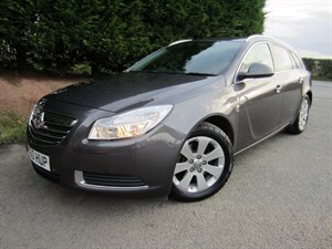 used Vauxhall Insignia CDTI ECOFlex SE (160bhp) (Estate) in herefordshire-for-sale