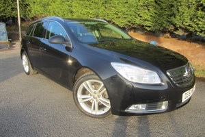 used Vauxhall Insignia CDTI SRI NAV (130bhp) in herefordshire-for-sale