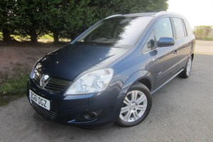 used Vauxhall Zafira CDTI ECOFlex Elite (110bhp) in herefordshire-for-sale