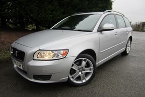 used Volvo V50 D SE ESTATE (136bhp) in herefordshire-for-sale
