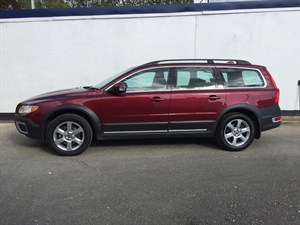 used Volvo XC70 D5 SE AWD (205bhp) in herefordshire-for-sale