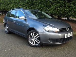 used VW Golf TDI SE ESTATE (105bhp) in herefordshire-for-sale