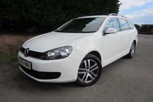 used VW Golf TDI SE (140bhp) (Estate) in herefordshire-for-sale