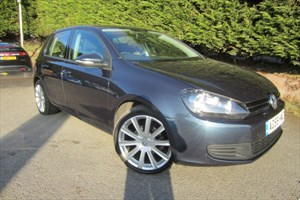 used VW Golf TDI S (90bhp) in herefordshire-for-sale