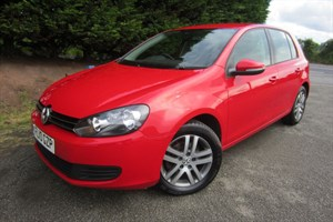 used VW Golf TDI BlueMotion SE (105bhp) in herefordshire-for-sale