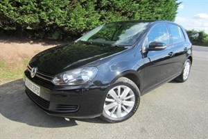 used VW Golf TDI BlueMotion-Tec Match (105bhp) in herefordshire-for-sale