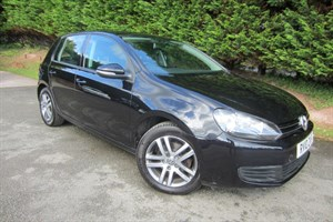 used VW Golf TDI SE (105bhp) in herefordshire-for-sale