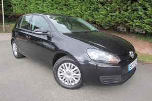 used VW Golf TDI S (105bhp) in herefordshire-for-sale
