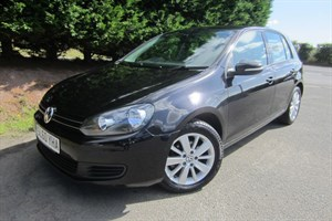 used VW Golf MATCH TDI in herefordshire-for-sale